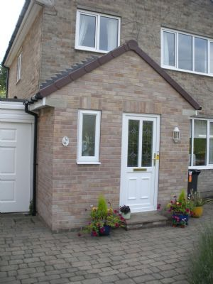 Private porch designs uk google search homes uk for Porch extension ideas