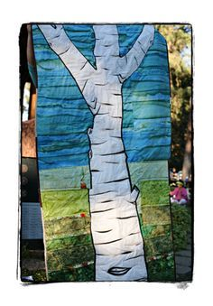 Quilts - Modern, Nature on Pinterest | 56 Pins
