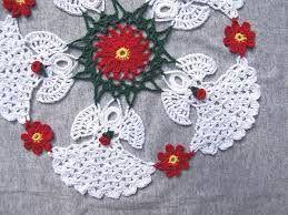 """Képtalálat a következőre: """"navidad en crochet patrones"""""""
