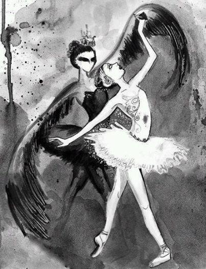 El Cisne Negro. =D