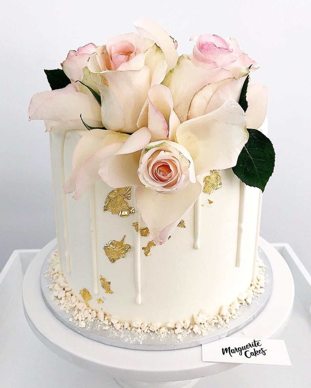 Sensational Happy Birthday Grace With Images Fresh Flower Cake Happy Funny Birthday Cards Online Aeocydamsfinfo