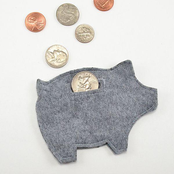Info's : felt piggy banks tutorial | Dream a Little Bigger