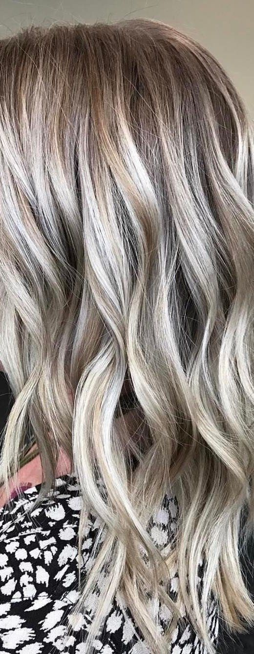 20 Adorable Ash Blonde Hairstyles to Try #naturalashblonde