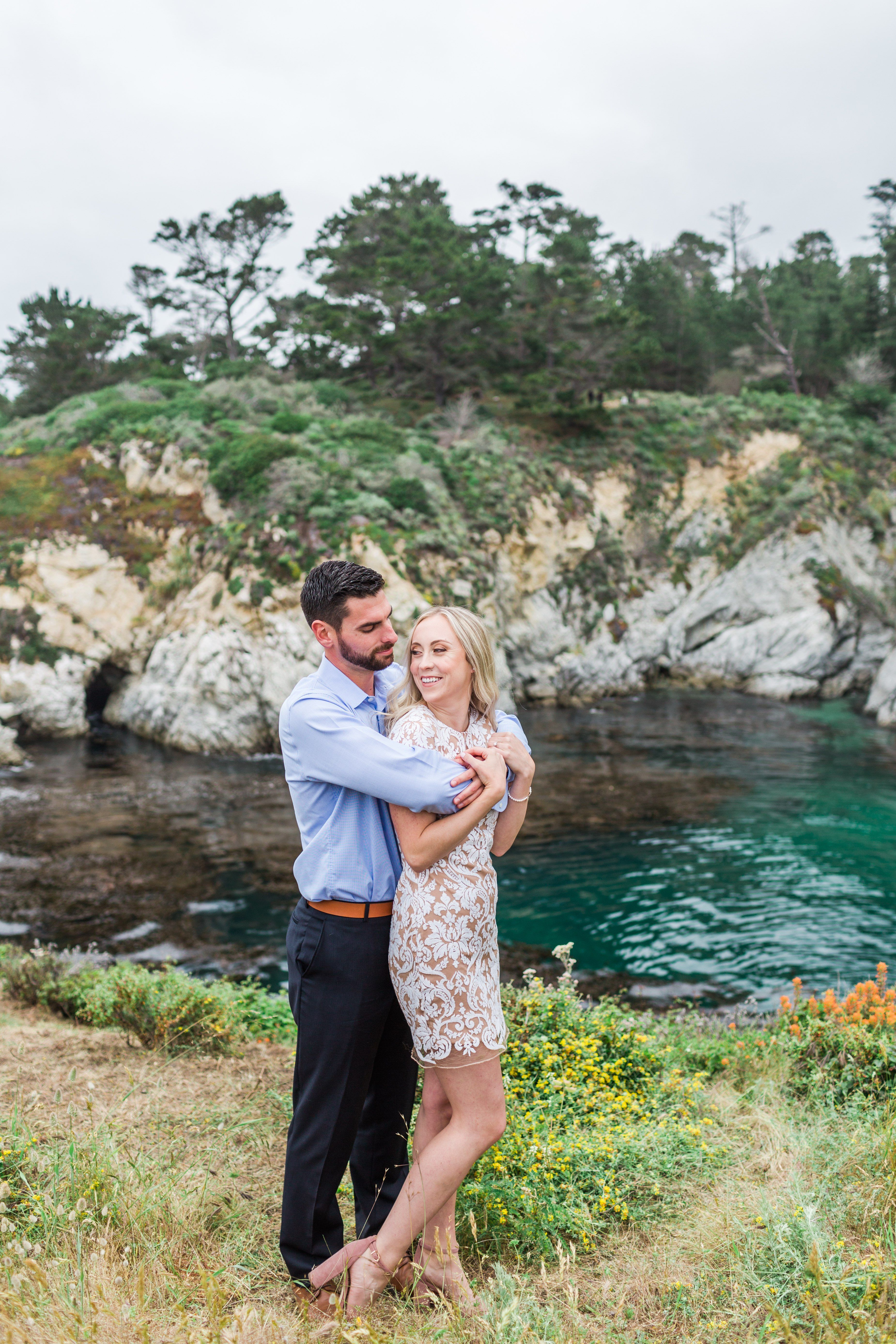 Carmel California Engagement Photos Point Lobos State Park The Lees Photography Northern Central Coast West Wedding And: Point Lobos Wedding Venues At Reisefeber.org