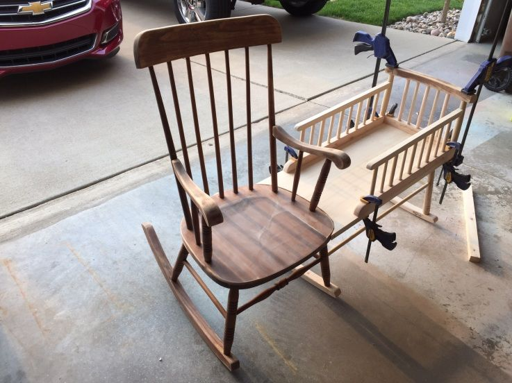 Rocking Chair Cradle Chair