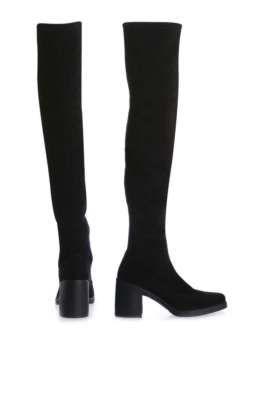 Bottes chaussettes hauteur genou CAPRI  4fd0c0bb06b