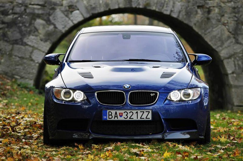 Petersport представил спорткупе BMW M500 GTR Golden Edition