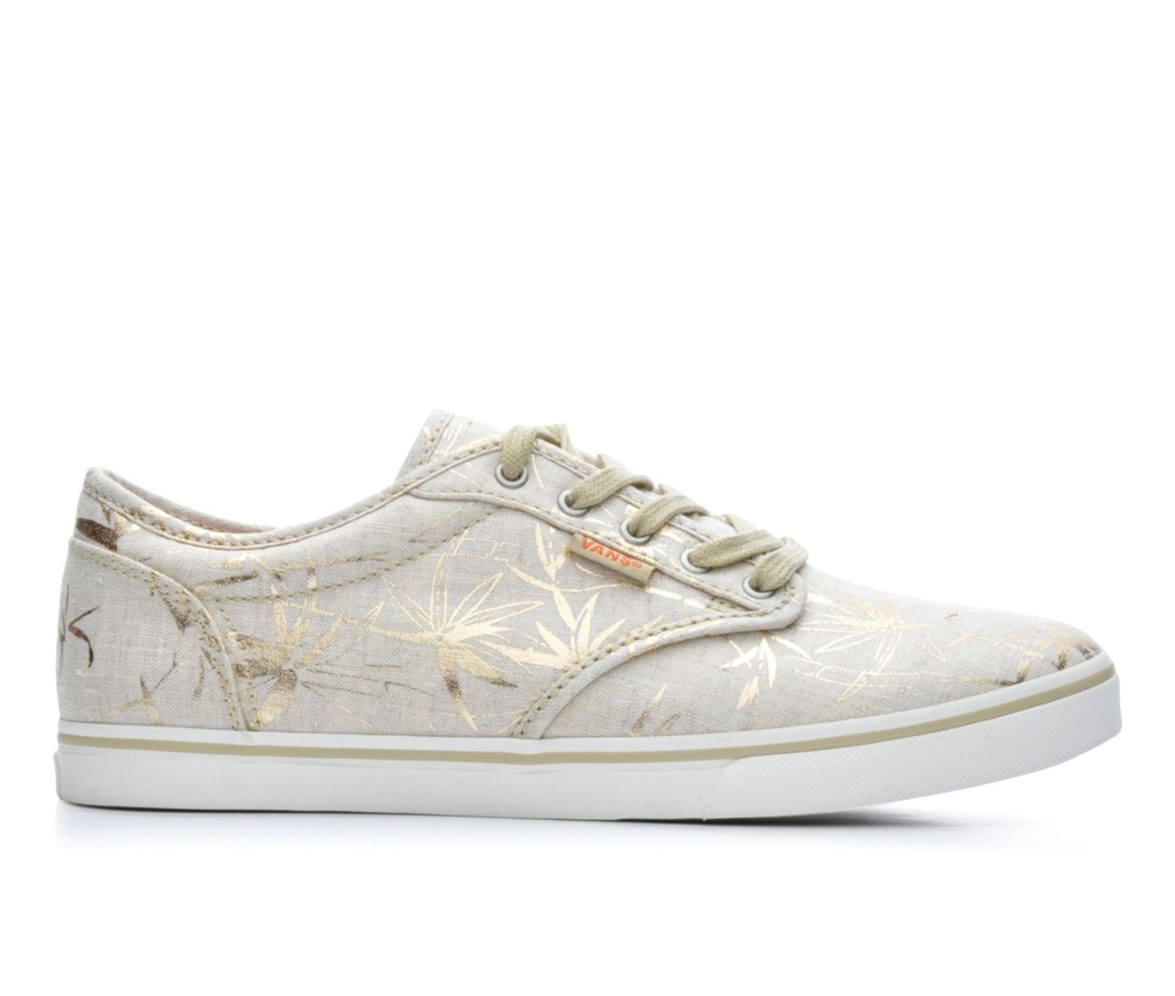 1aafce807f Women s Vans Atwood Low Textile Skate Shoes Women s Vans