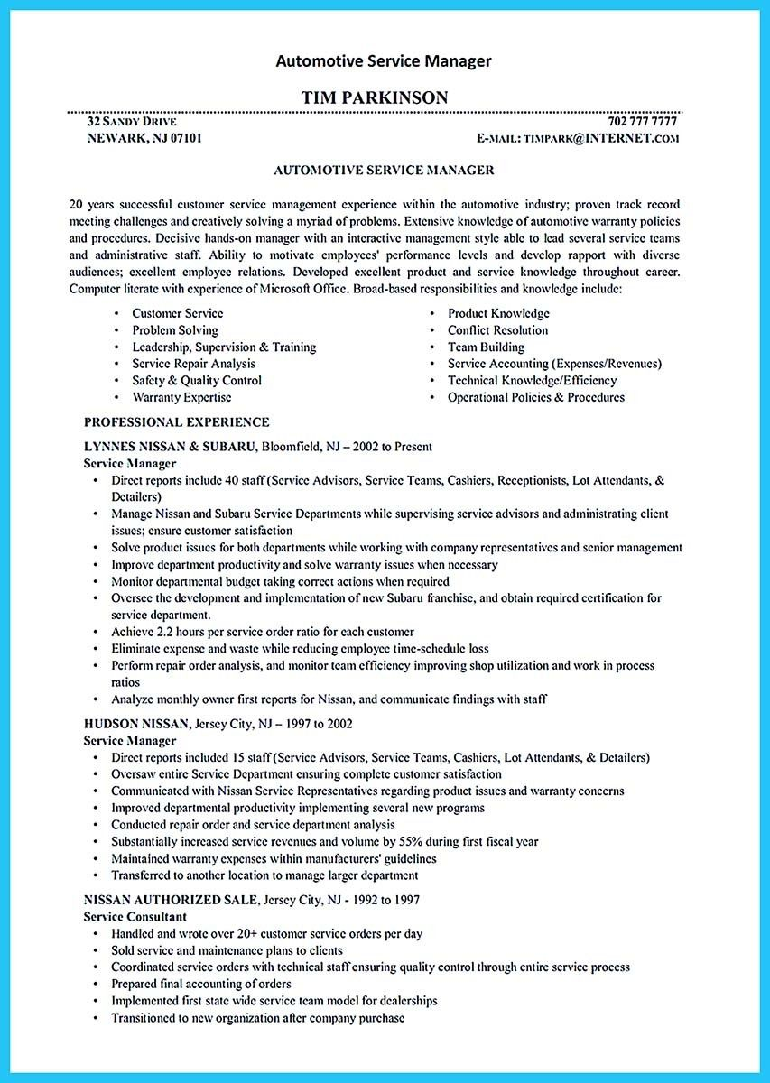 Explore Resume Examples And More!  Mechanic Resume Examples