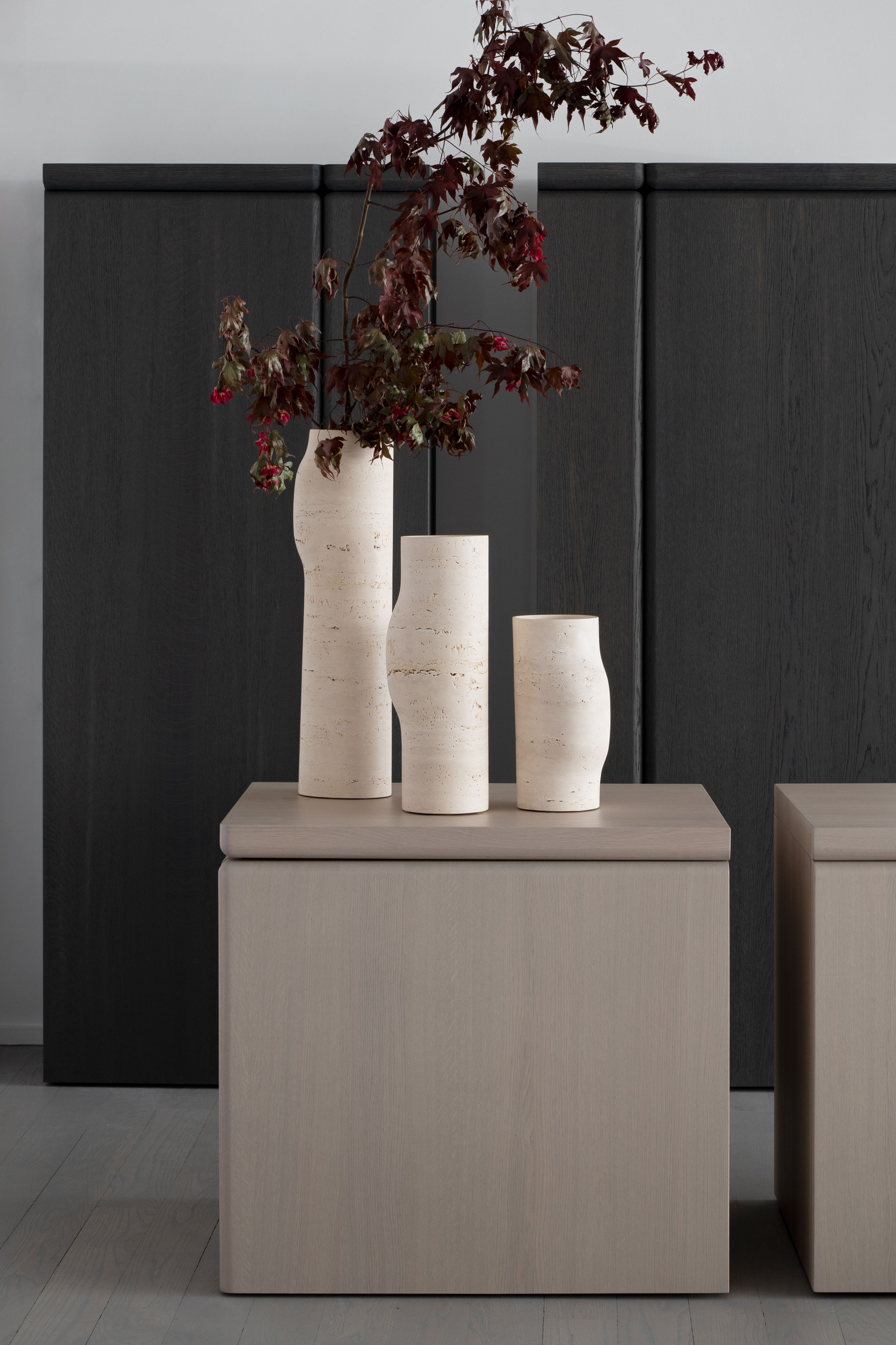 BOS vases designed by Christophe Delcourt KAST 001