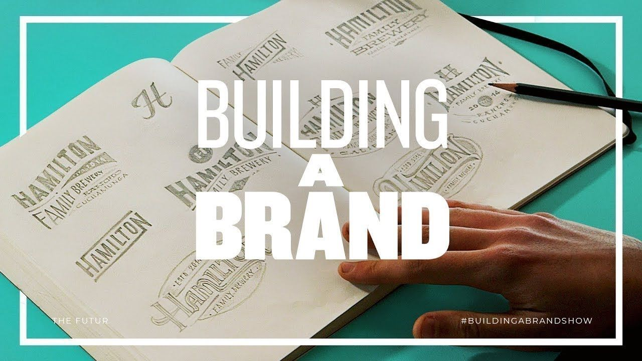 Logo Design Process with a Client Building A Brand, Ep 6