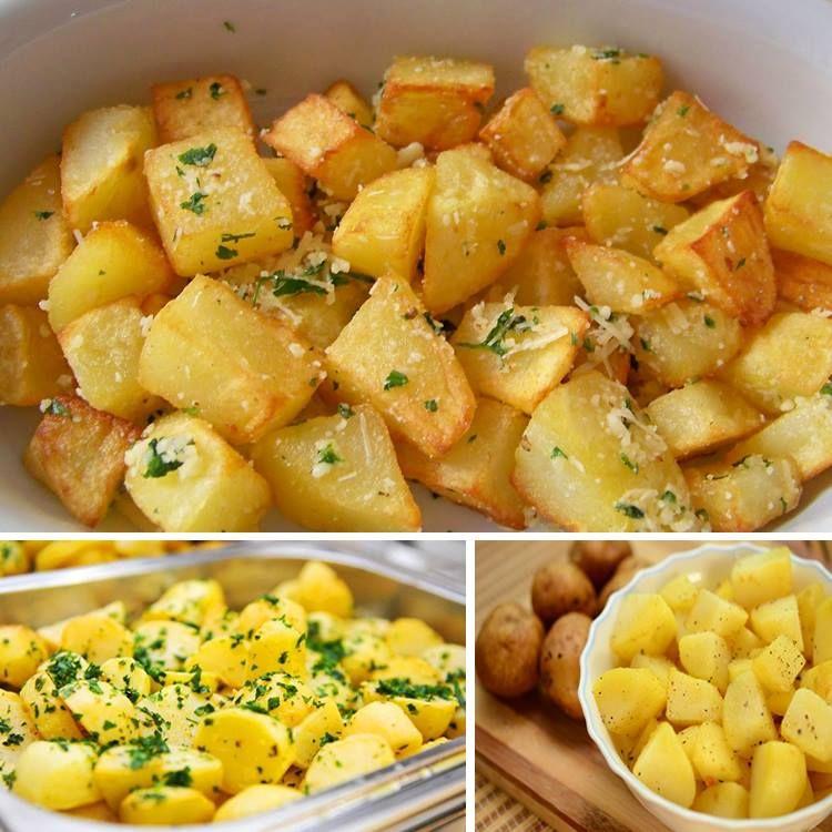 Batatas Soute Batatas Soute Receitas Receita Com Batata