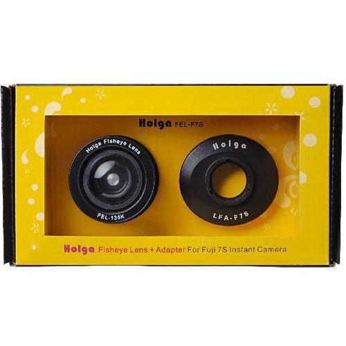 Holga FEL-F7S Fisheye Lens Kit 771120 B&H Photo Video