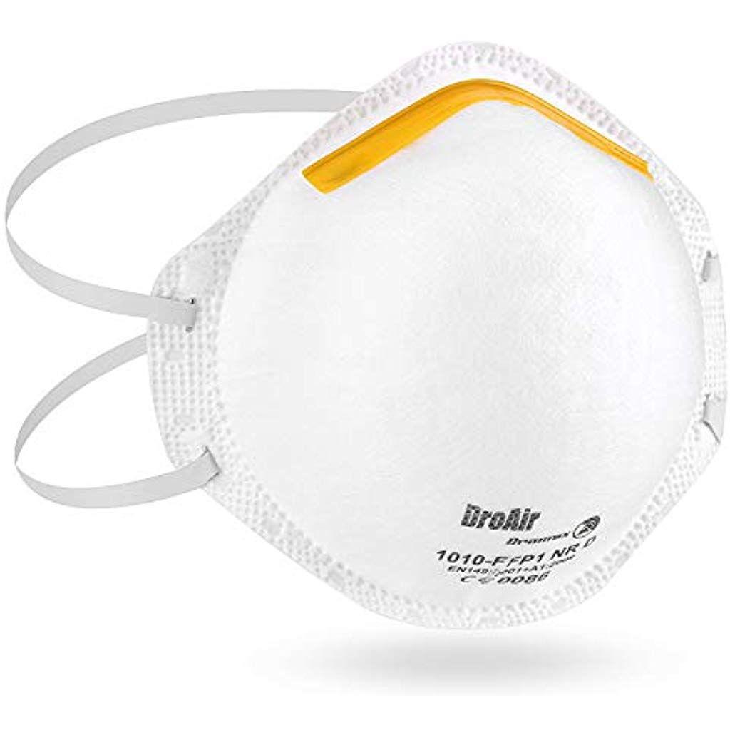 Pin Auf Atemschutzmasken