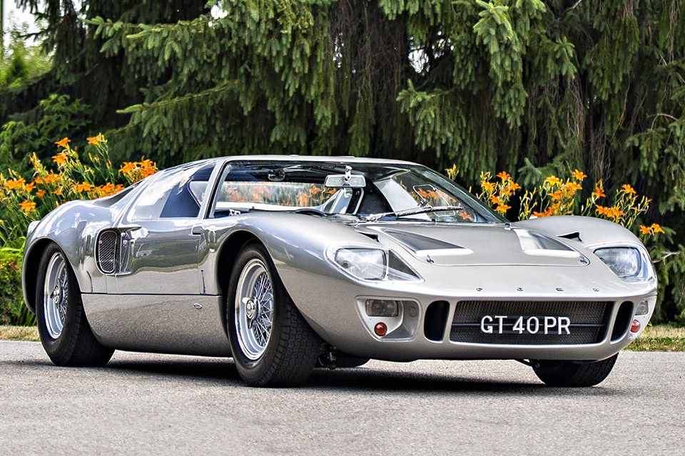 1966 Ford Gt40 Mki Ford Gt40 Ford Gt Classic Car Sales