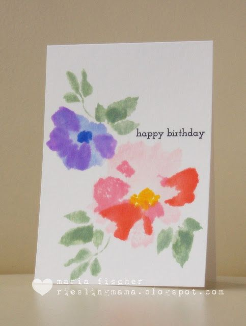 Greeting Card Making Ideas For Love Part - 39: Card Making Ideas And Tips For Handmade Greeting Cards - Birthday, Thank  You, Love