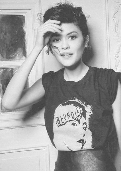 Androgynous Appeal | Hair Styles | Audrey tautou, Tomboy