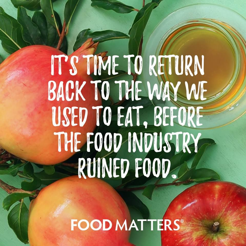 Real Food Foodmatters Wwwfoodmatterscom Health And Fitness