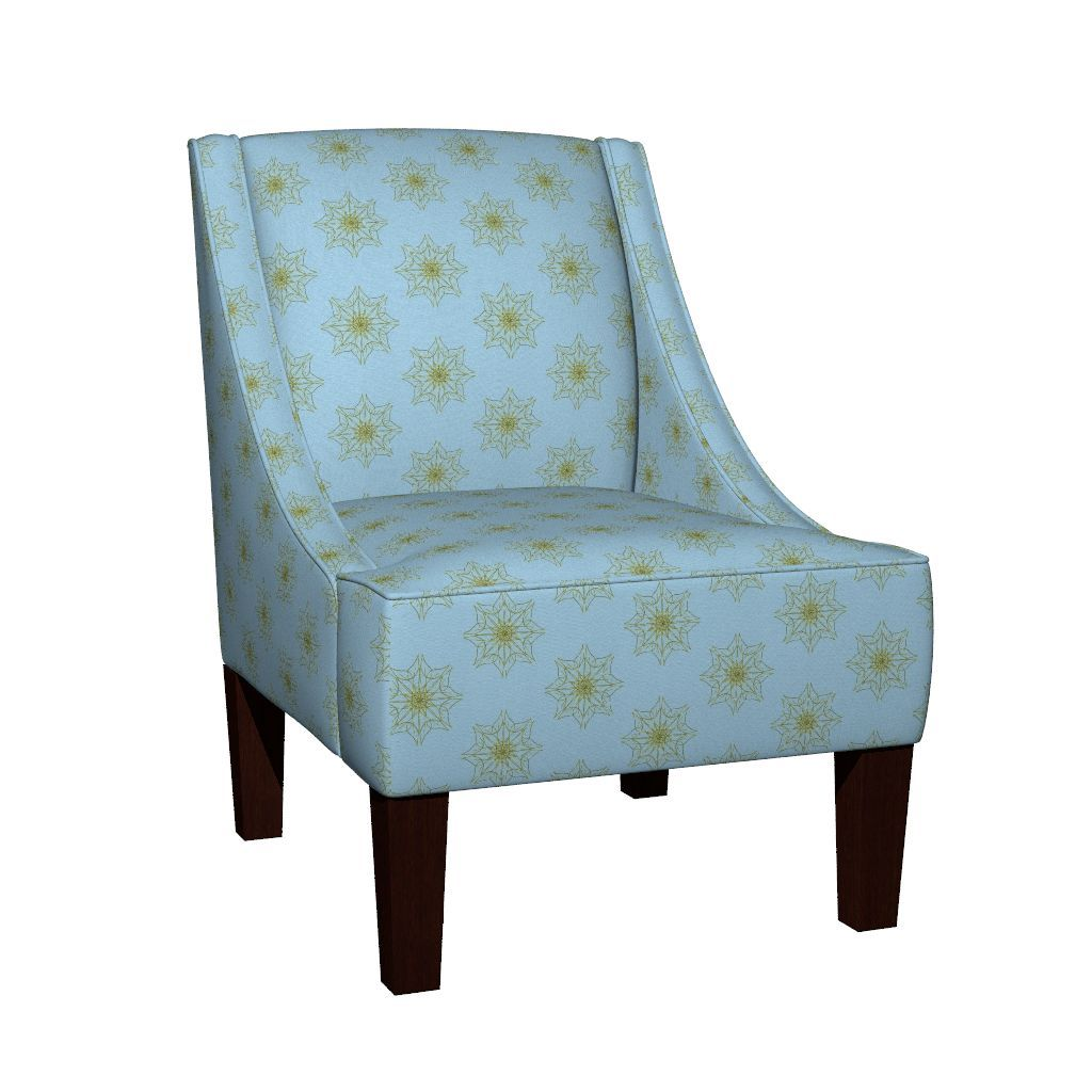 Best Venda Sloped Arm Chair Featuring Dream Flowers On Baby 400 x 300