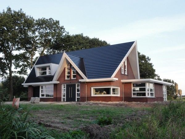 Woning eigentijds zink google zoeken huis gaarden pinterest modern - Eigentijds pergola design ...