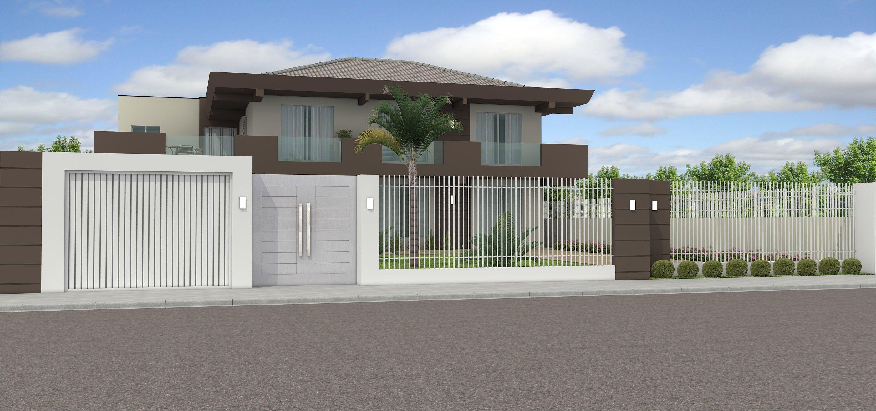 Port es de casas modernas 13 modelos para inspirar - Casas blancas modernas ...