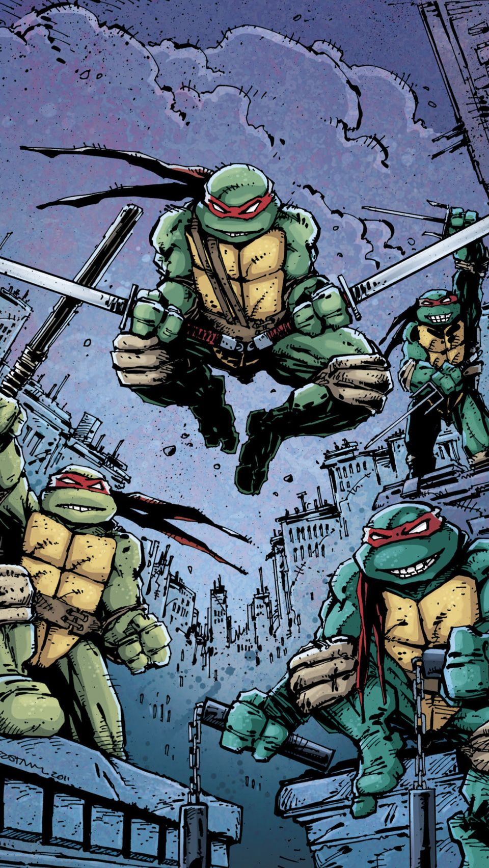 Tmnt Wallpaper Tmnt, Ninja turtles art, Teenage mutant