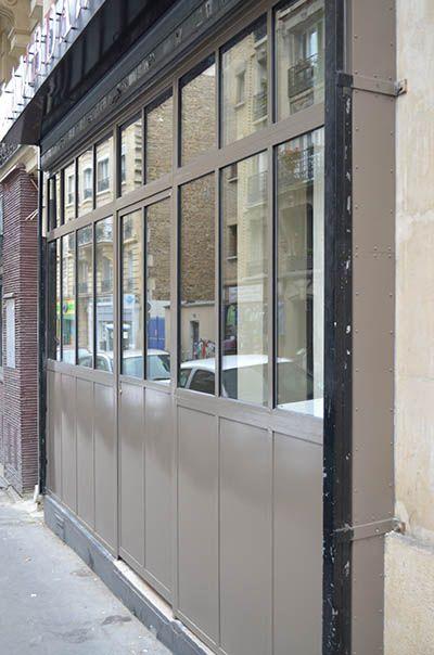 Boutique Verriere Exterieure 1 Verriere Atelier Verrieres Interieure Verriere Exterieur