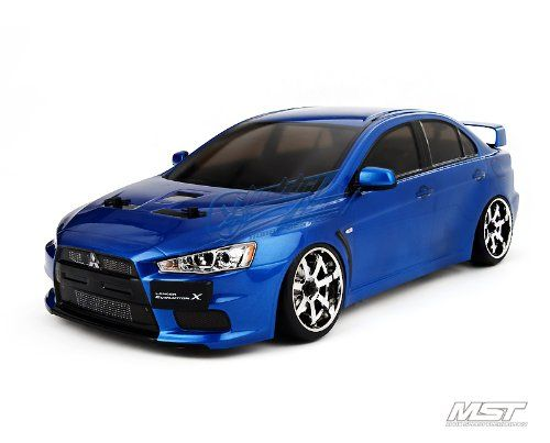 MST Ms-01d RTR 1/10 Scale 4wd Electric Rc Drift Car (2.4g) W/carbody- EVO X (Blue). MS-01D RTR. MST MS-01D is a high performance drift car with the special pillowball suspension & A arm for offering the perfect tracking. Full hop-ups are available for upgrades. Even beginners can enjoy the pleasure of drifting with MS-01D chassis. SPECIFICATION:Wheelbase : Standard 257mm (adjustable) Width : Standard 186mm (adjustable) Gear ratio : 2.0 (36T/18T) CS ratio : 1.54 (40T/13T) Caster : 4, 7, 10...
