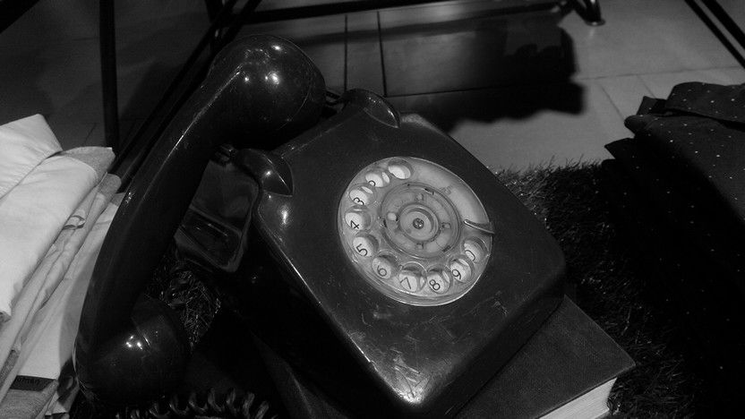 Found this old telephone as a Showpiece in #beinghuman Showroom.Reminds me my childhood days & its #epic sound & style of dialing.I remember it use to be a charachter typical Indian Film in 90's until Celphones replaced it.