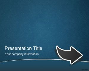 Arrow powerpoint template is a free abstract powerpoint template arrow powerpoint template is a free abstract powerpoint template design that you can download to prepare toneelgroepblik Image collections