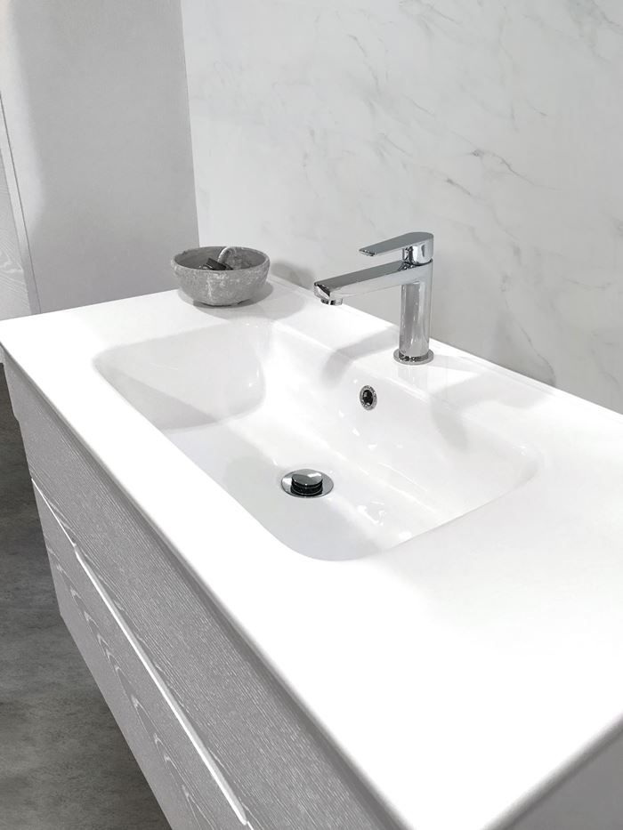 Photo of Tidløst nordisk baderomsdesign – Byggmakker