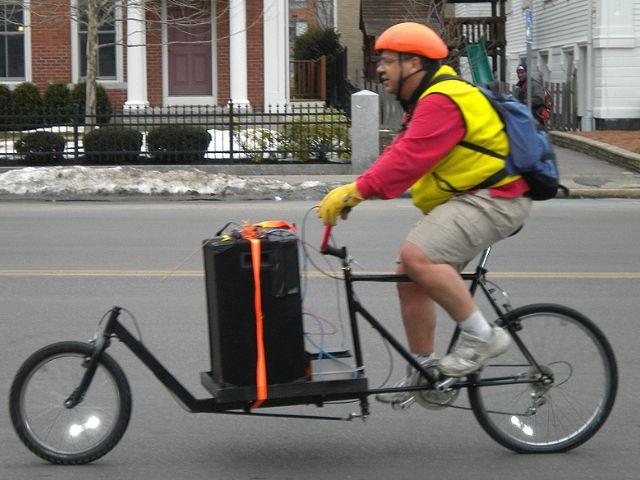 Cargo runner