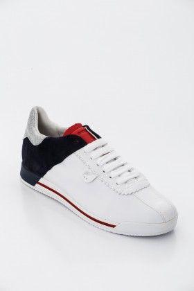 WHITE  DK NAVY Geox Női Utcai sportcipő 4dfa3a5d45
