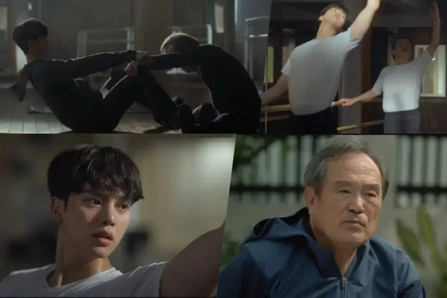 """Watch: Song Kang, Park In Hwan, And More Weather Hardships Together In Heartwarming """"Navillera"""" Highlight Teaser"""
