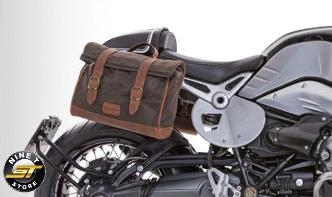 Sacoche Laterale Retro Brun Wunderlich Pour Bmw R Nine T Ninetstore Com Ninet Pure Et Racer Sacoches Laterales Sacoche Moto Vintage Sacoche Moto