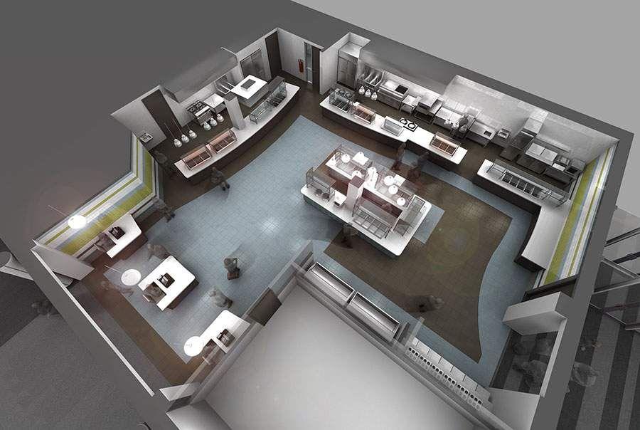 Make Your Own Kitchen Floor Plans