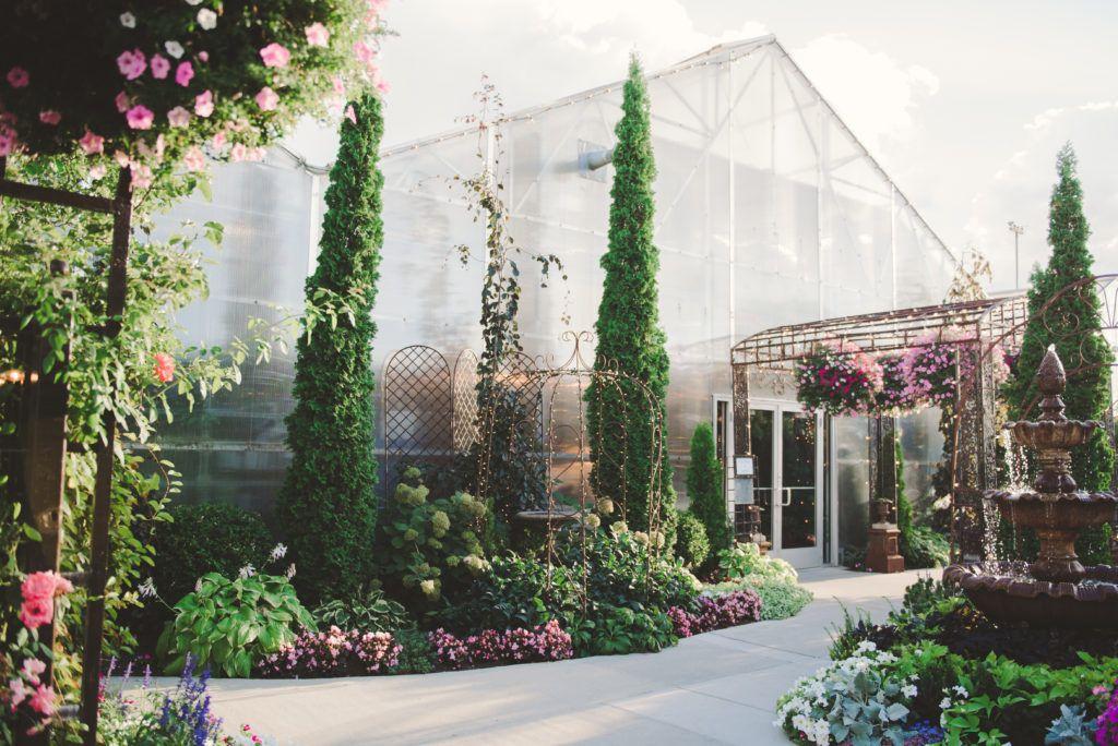 Indoor Wedding Reception Le Jardin Wedding Reception Reception