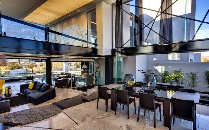 Casa Ber diseño ultra moderno   Nico van der Meulen Architects