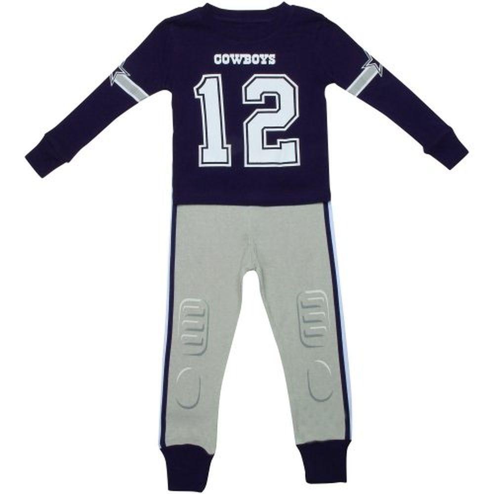 Dallas cowboys toddler boys football jersey uniform