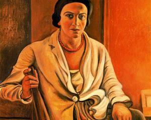 Portrait of Alice Derain - Andre Derain