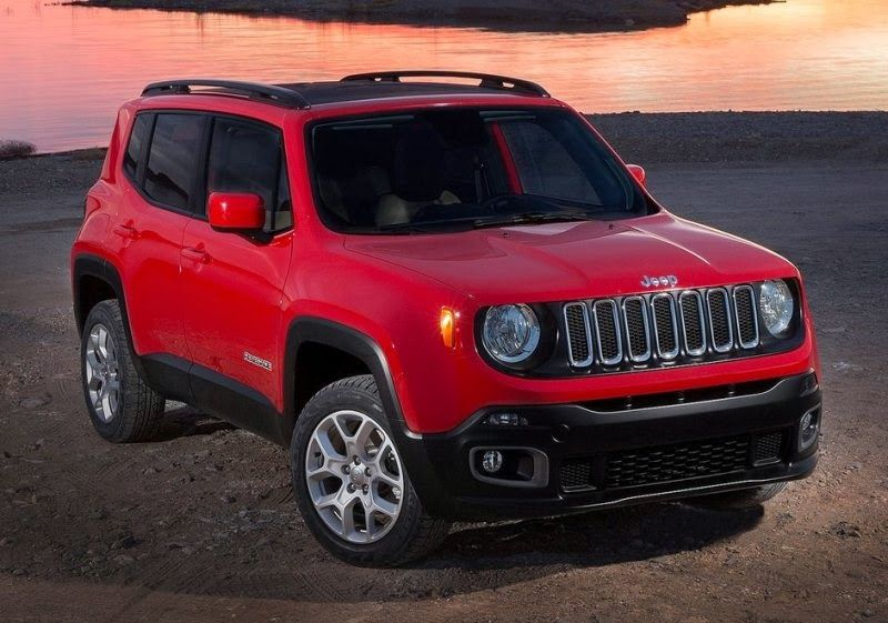 Jeep Renegade 2015 Jeep Renegade Jeep Carros Chiques