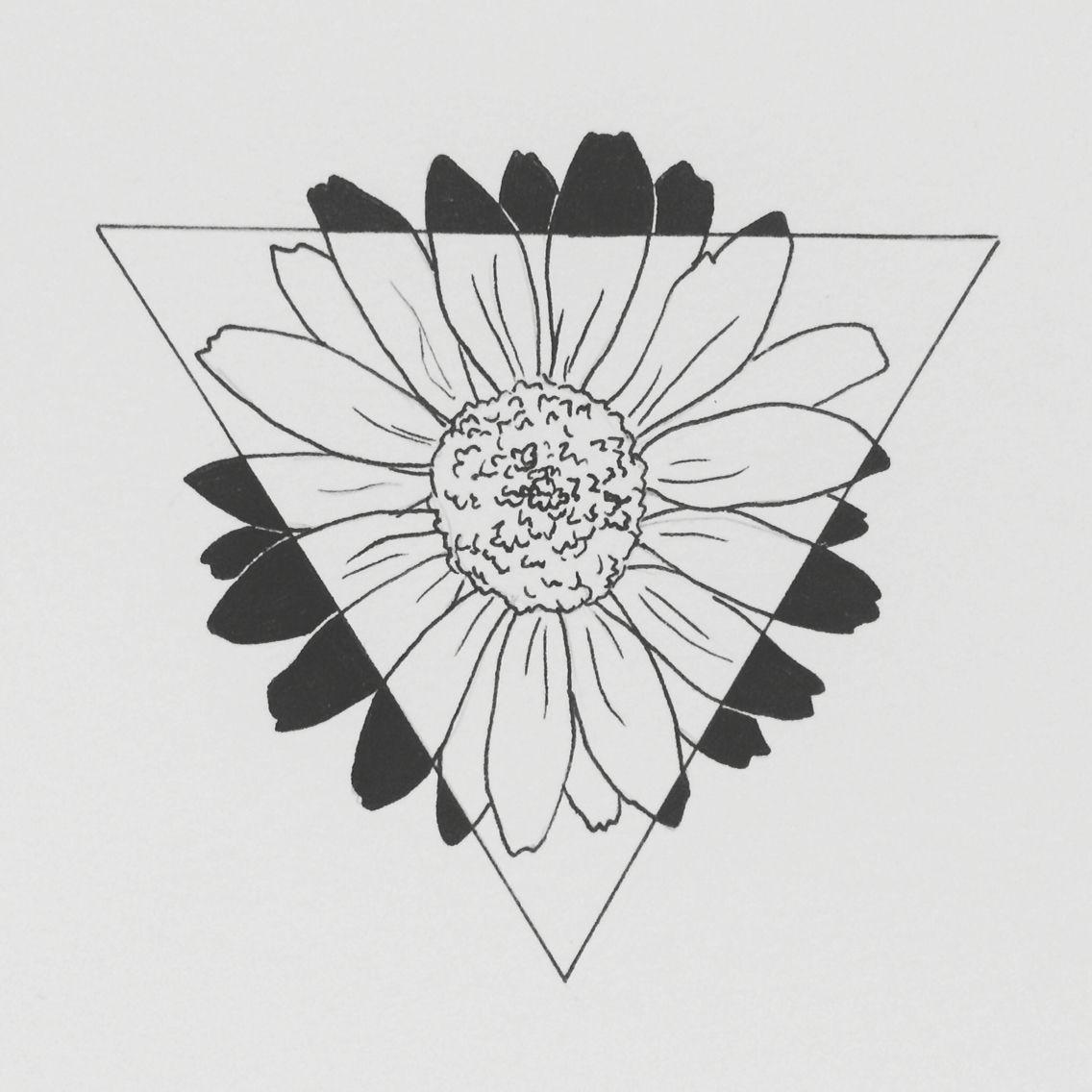 Heart Daisy Tattoo: Daisy Tattoo …