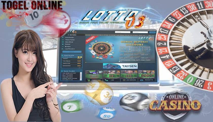 Lotto03 Bandar Togel Online Terbesar Dan Terpercaya
