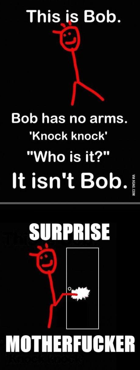Don't underestimate Bob.