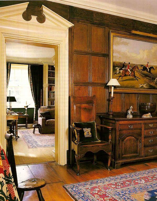 Harlech B B Family Room