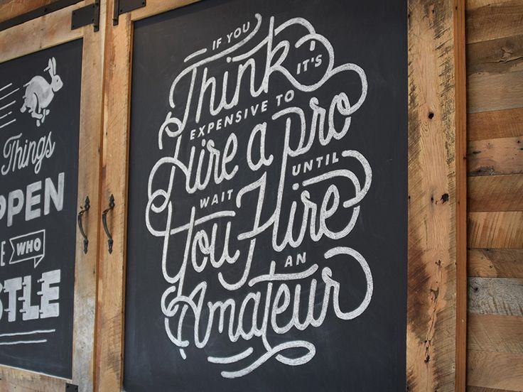 Lettering & calligraphy inspiration letters galleries and typography