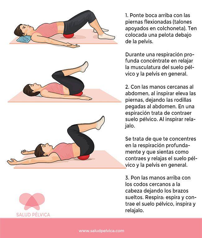 Ejercicios de relajacion para el momento del parto
