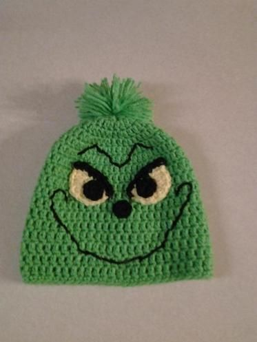 Christmas Grinch Hat  a492885a47c