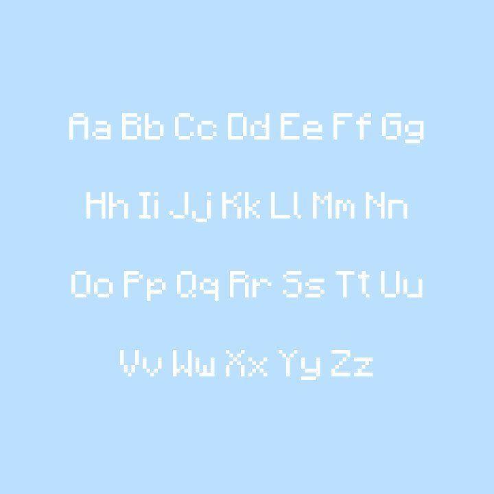 Pixel Font, Pixel, Free Fonts