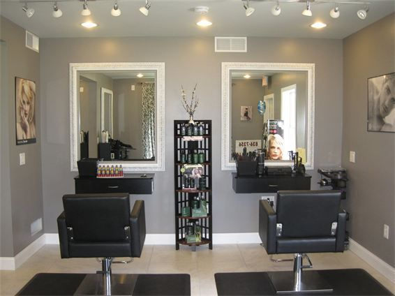 Image result for hair salon gray scheme kapsalon pinterest